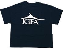 IGFA マーリンTシャツ