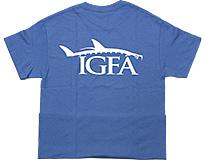 IGFA ターポンTシャツ