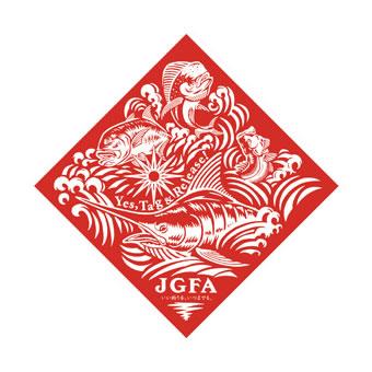 JGFA オリジナルバンダナ