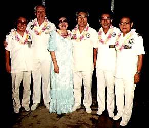 JGFA結成のきっかけとなったハワイのHIBT