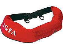 JGFAオリジナルライフジャケット(ベルトタイプ)